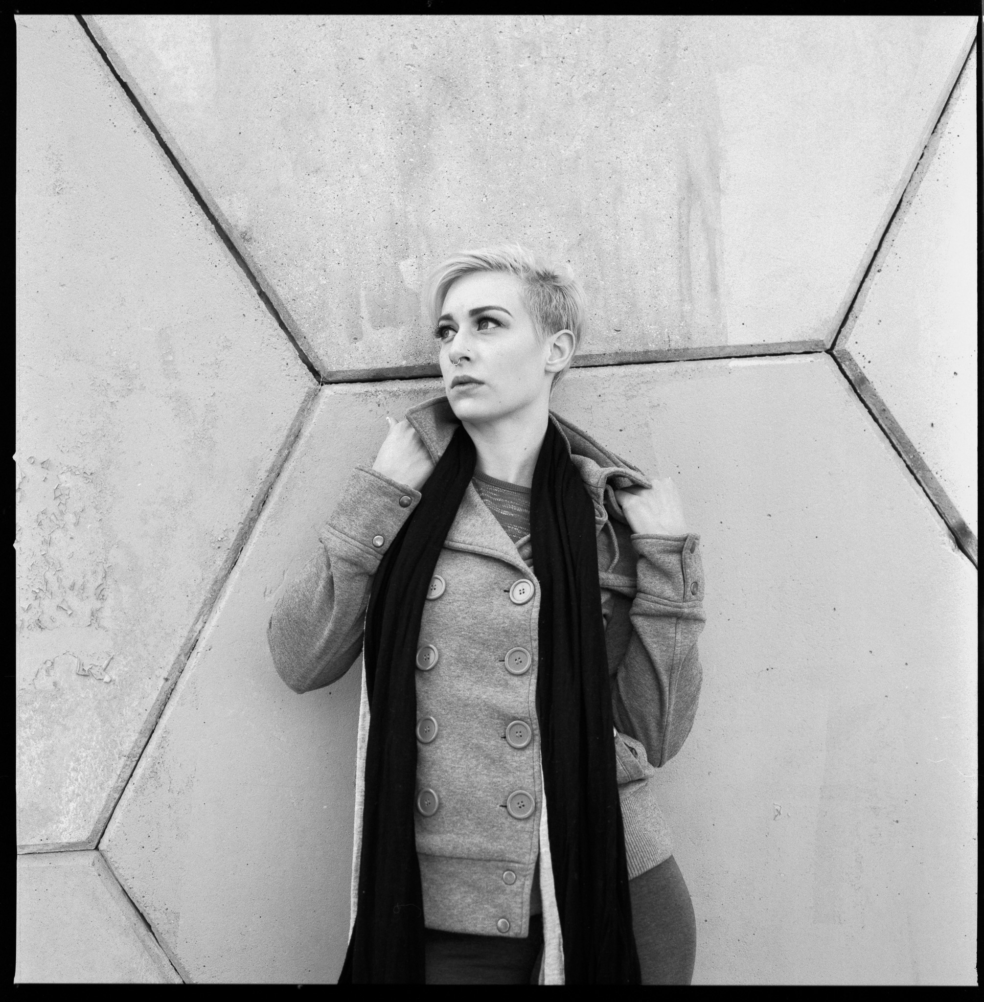 Model: Aoife Svelk  Cameras used: Hasselblad 501CM  Film: Hp5+ 120 medium format