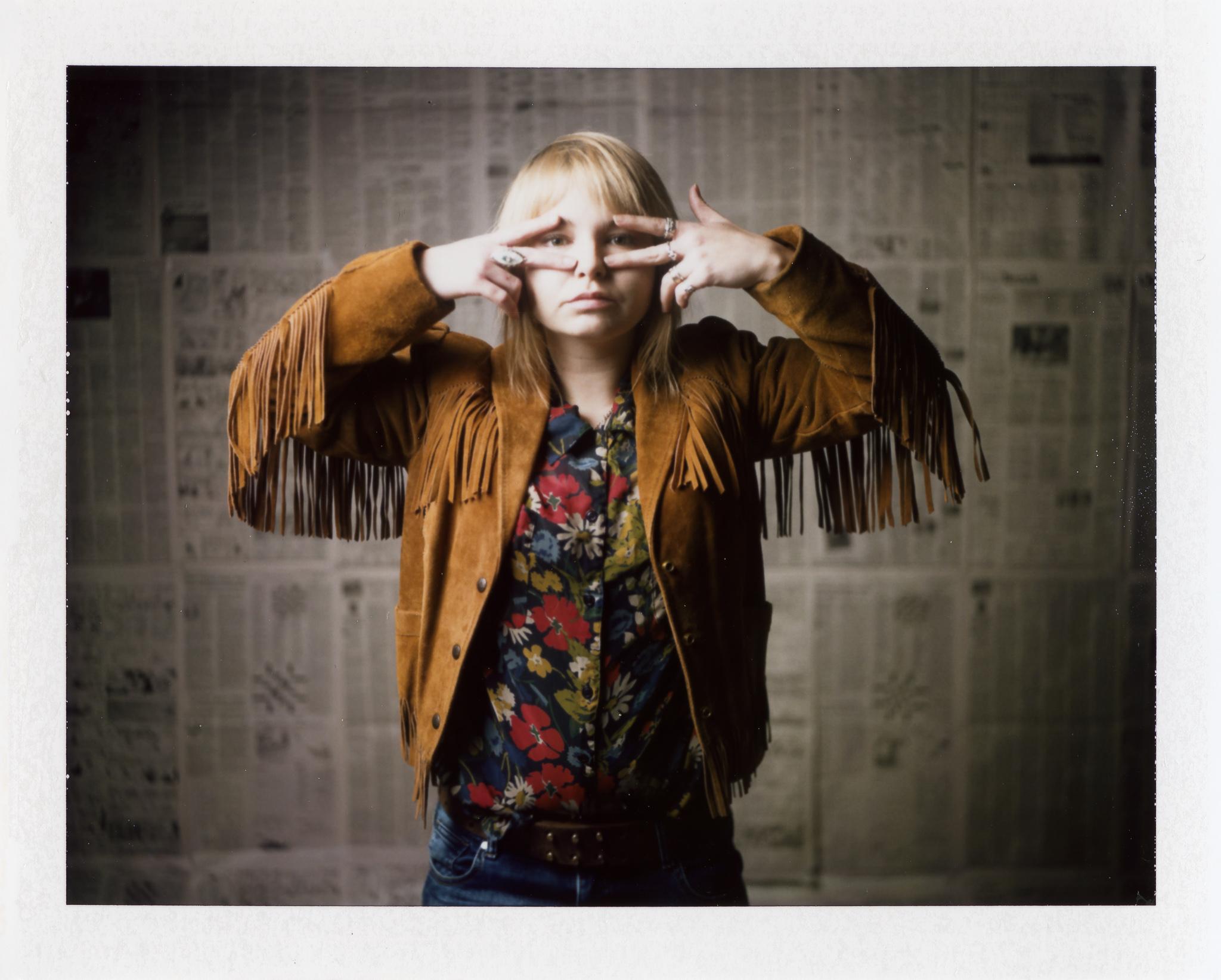 Model / Photographer:Macie Moon Pietrowicz (Macie Moon Photography)  Film: Fujifilm FP-100C