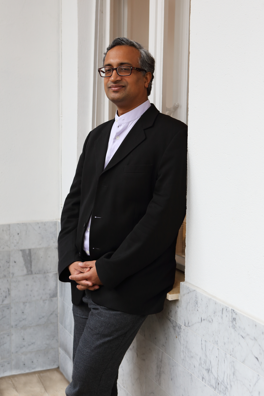 Prof Sanjay Reedy by Matthias Grauwinkel.JPG