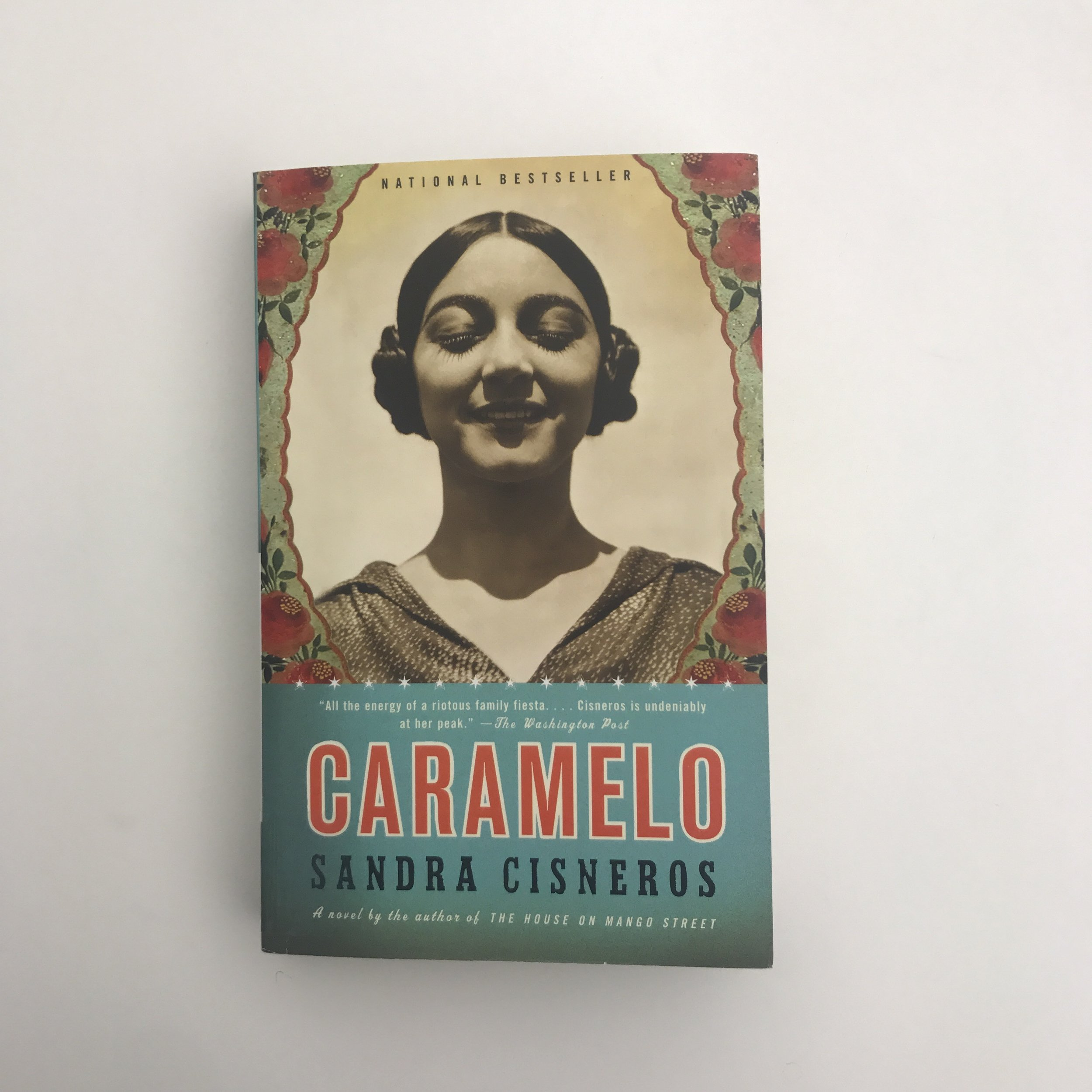 Collection Development:  Caramelo by Sandra Cisneros