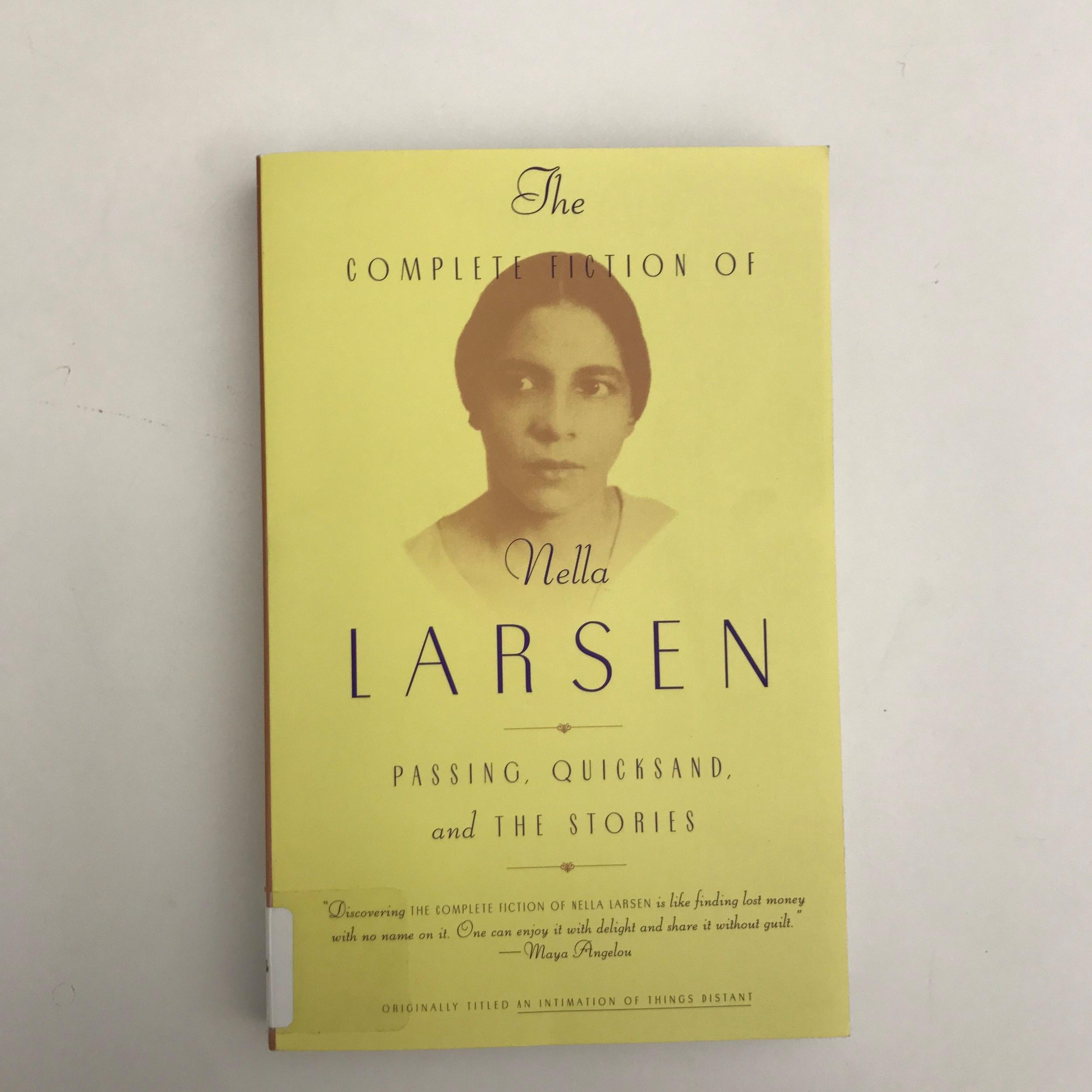 Nella Larsen