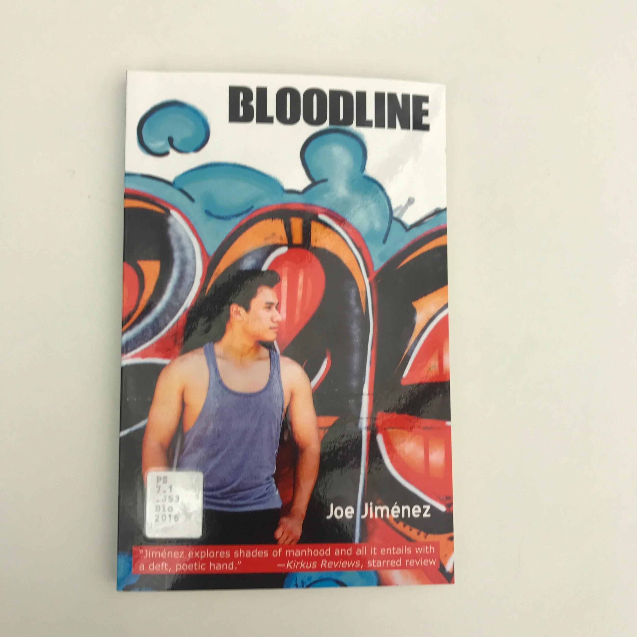 Bloodline by Joe Jimenez