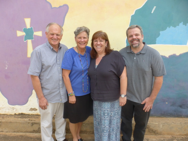 JP and Jill Robinson, faithful missionaries (and now dear friends) living in Mbale, hosted the day-long training for the pastors they are discipling.