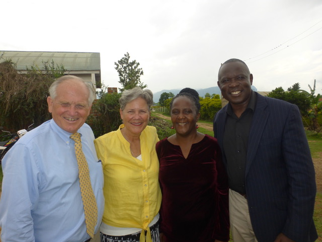 Pastor Wilburforce Okumu and his lovely wife, Sarah, are faithful servants of Christ and provide great leadership to this church.