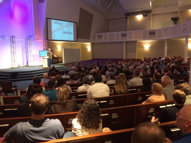 Valley Community Baptist Church—an authentic gathering of receptive couples.