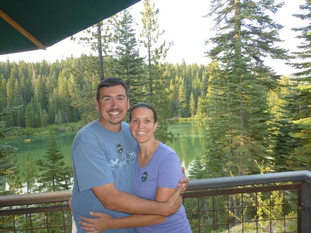 Cameron and Andrea Kovacs, camp directors and treasured friends