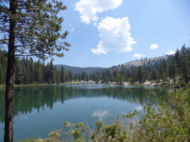 Beautiful Pilot Lake