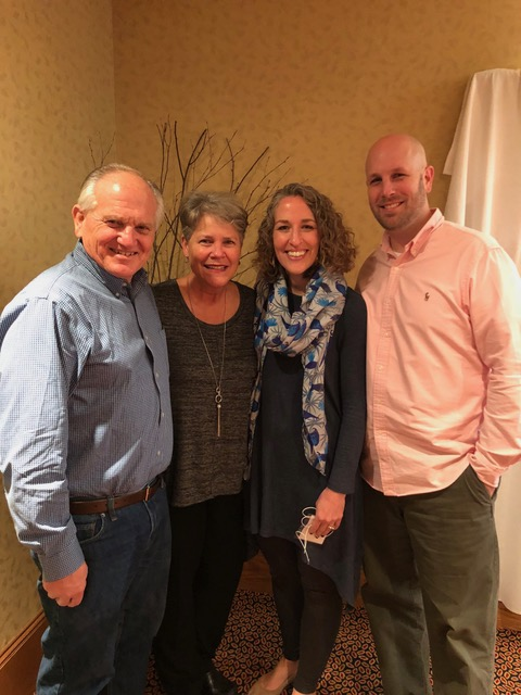 Tim and Jenny Carpenter lead the family and marriage ministry at Bethany Church.
