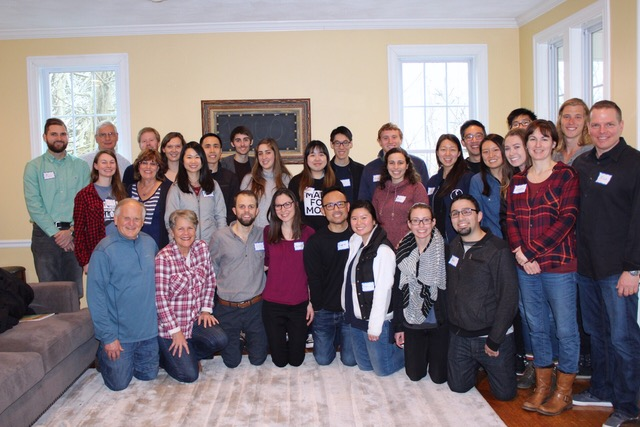 The attendees of Engagement Matters April 14–15.