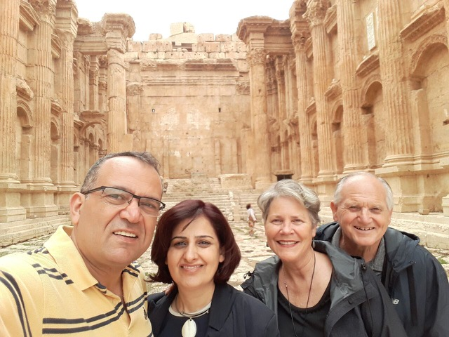 Baalbek . . . it was stunning.