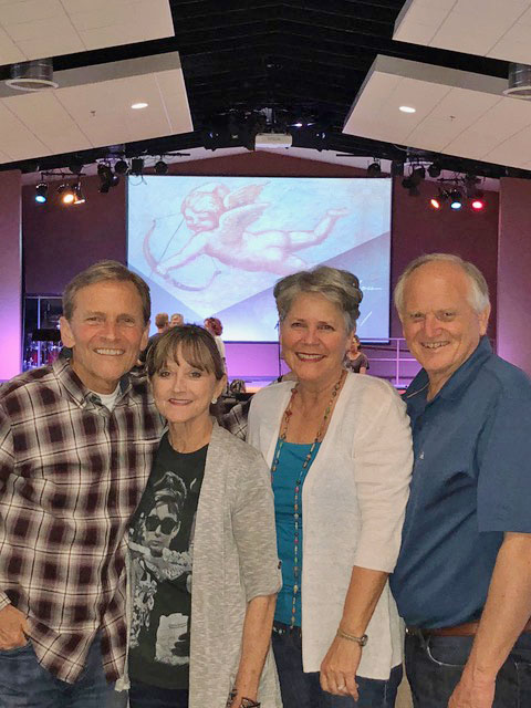 Barry and Saundra pour themselves out for their congregation and their community.