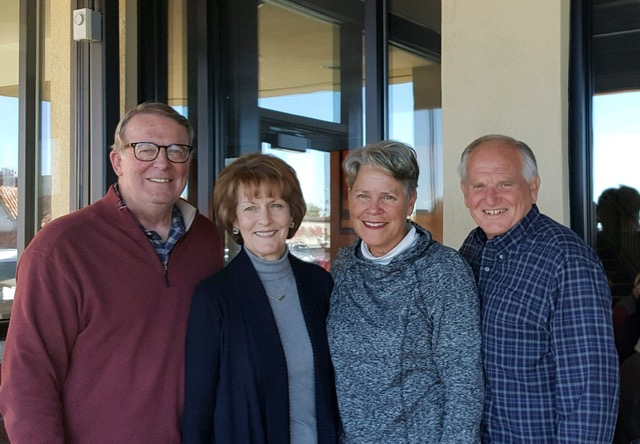 Howard and Kathy Clark are one of our mentoring couples and we are so grateful for their impact on our lives.