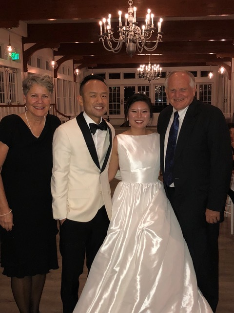 """Eugene and Francis """"foreverWon"""" are committed to honoring the Lord through their marriage."""