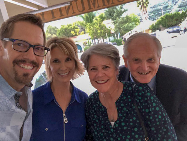 Bryan and Karen Miller are very involved in marriage ministry at Crescenta Valley Church.