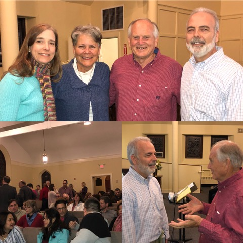Rick and Ann Luz are investing their hearts and souls in faithfully serving this congregation at Christ Community Church.