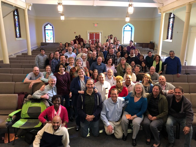 This diverse, multi-generational, multi-ethnic congregation is thriving as the family of God.