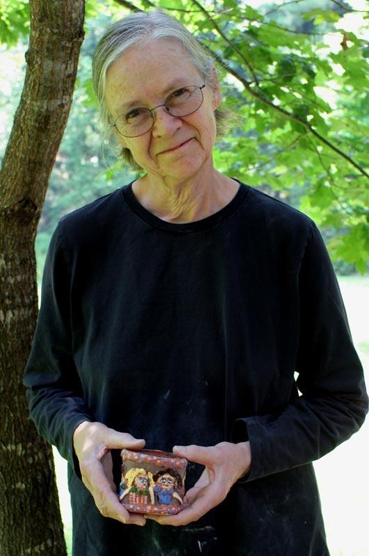 Jane Piser, Penland, NC