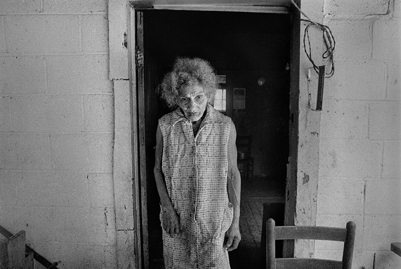 Carrie Henry, Marshall, 1976.