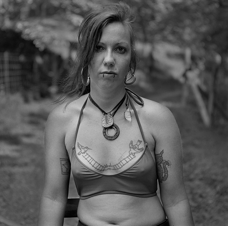 Ally, PawPaw, 2012.