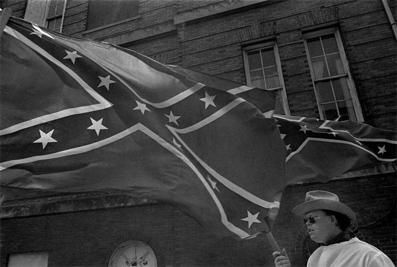 Klan Rally, Asheville, NC 1986