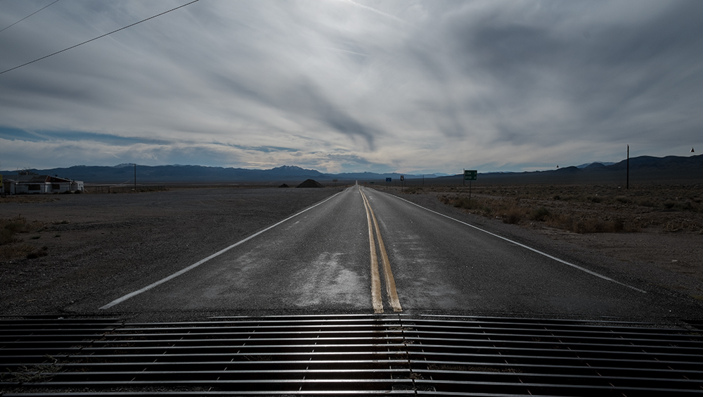 Highway 95 South and Highway 266 West, Nevada 2015