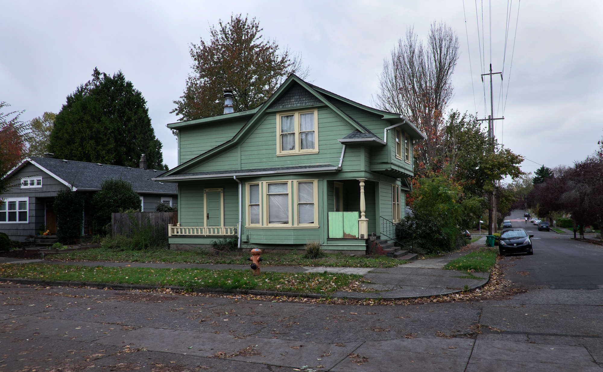 Benny's House, NE Portland, Oregon