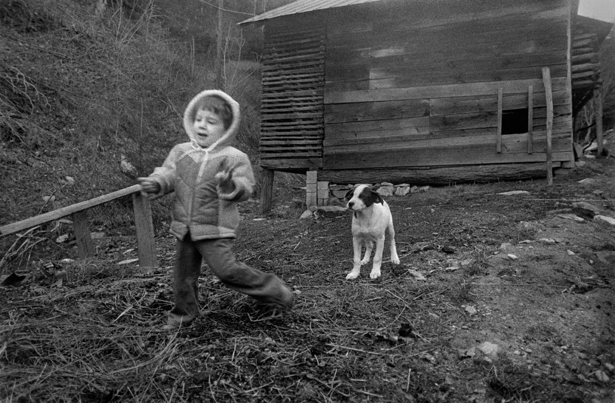 Jenny Woodruff, Big Pine, Madison County, NC 1979