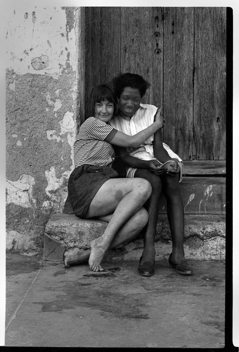 Two Women, Tucson, AZ 1972