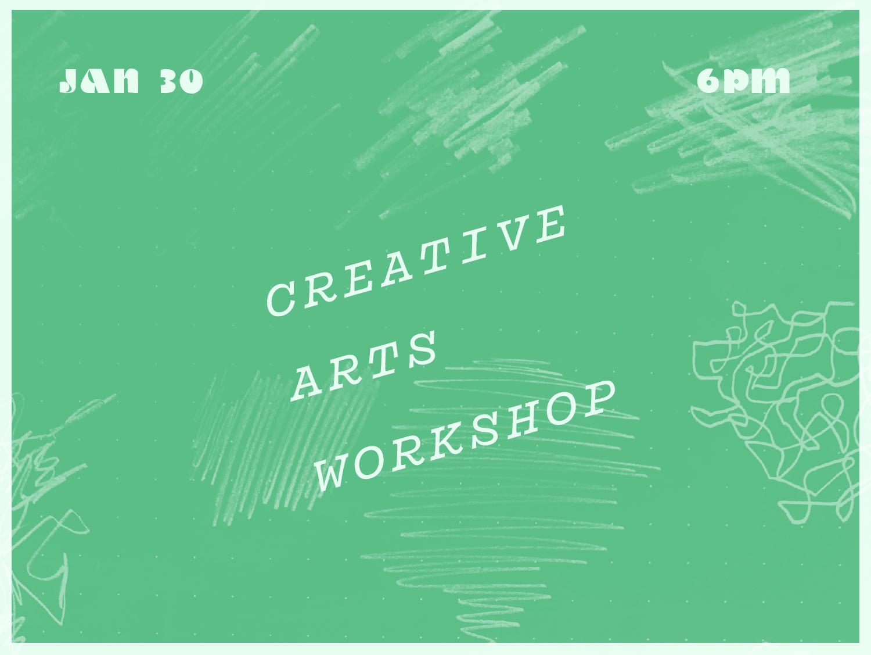Creative Arts Workshop