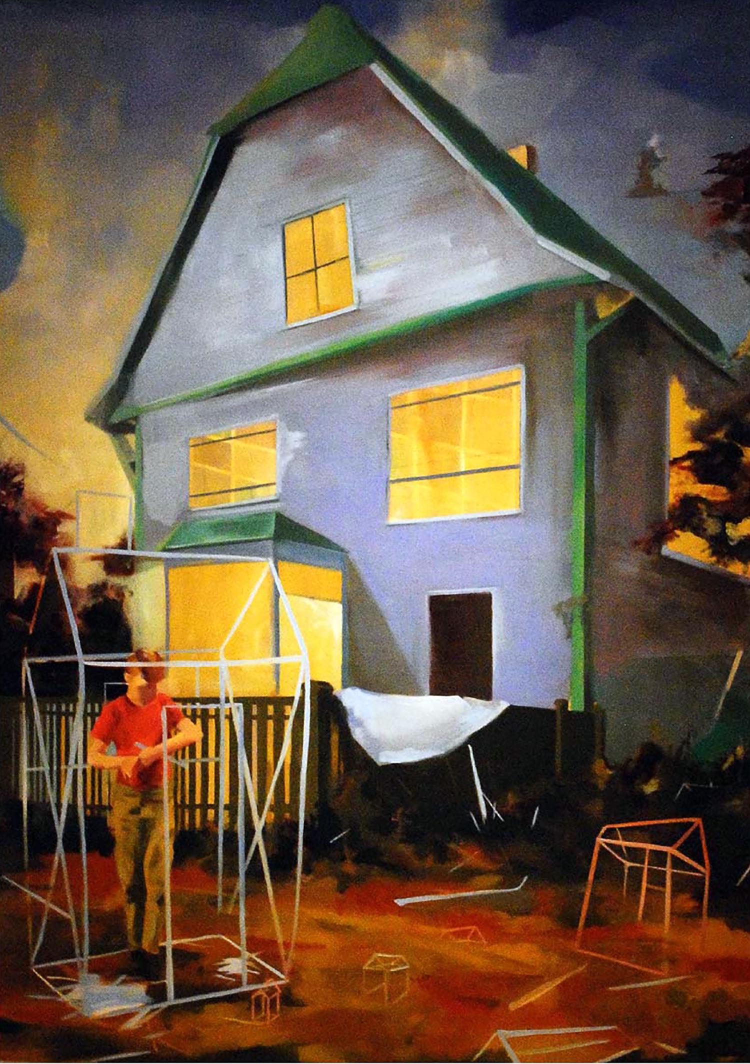 Folded Houses