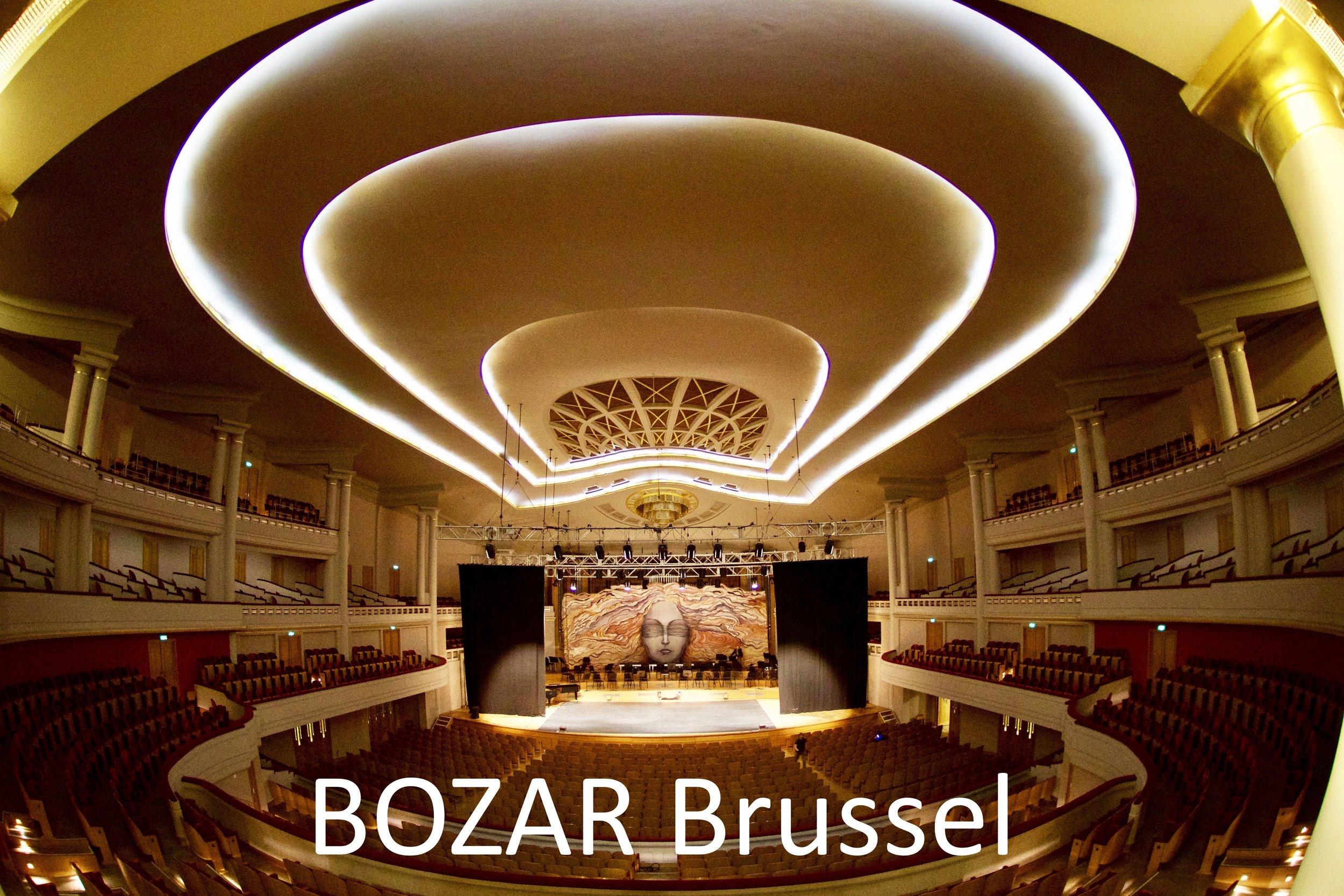 BOZAR by FOODstories