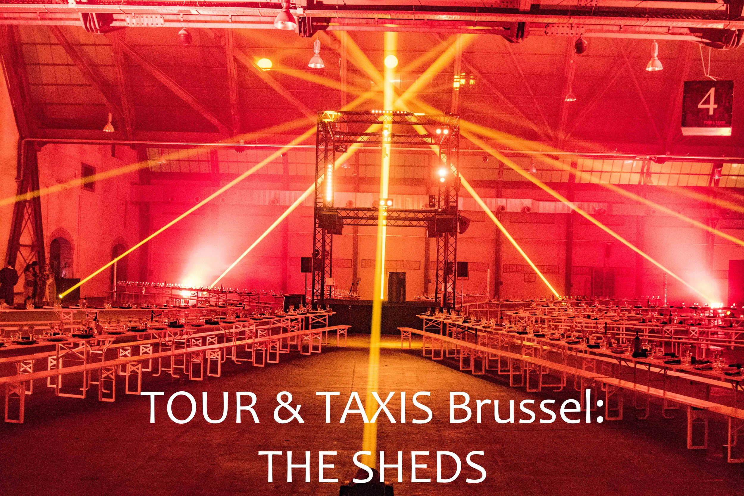 Tour & Taxis The Sheds FOODstories NL