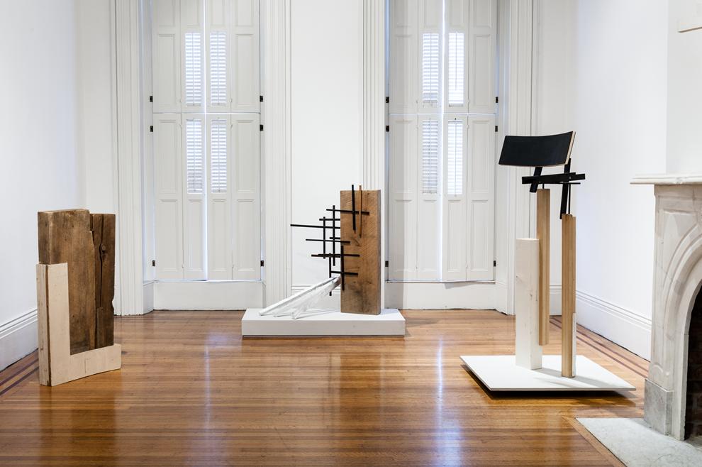 Ken Martin exhibition - installation image