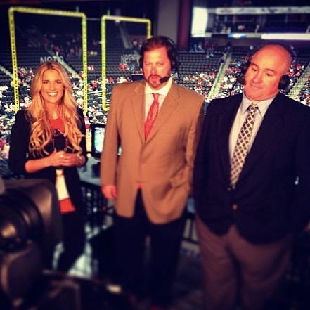 Sports Host Reel -