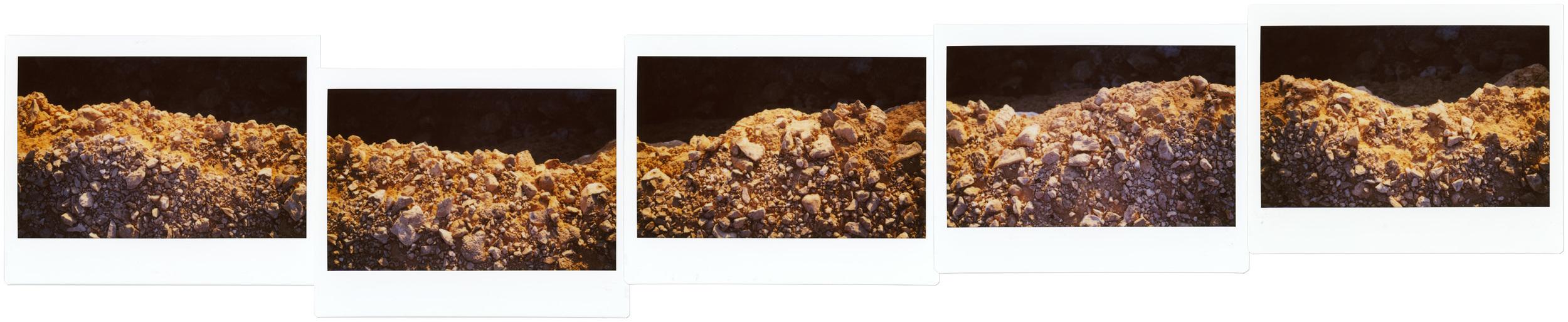 Precipice Study // Michael Heizer's Double Negative, Nevada