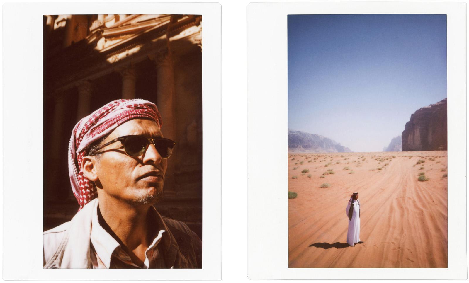 Bedouin, Juomaa Koupilan, Jordan