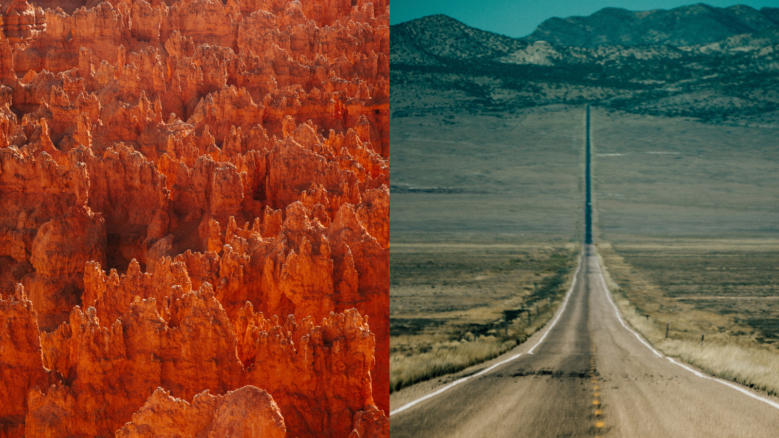 """Countless hoodoos and a few hornytoads behind us, it's a long, long drive ahead of us on U.S. Route 50 """"The Loneliest Road in America."""""""
