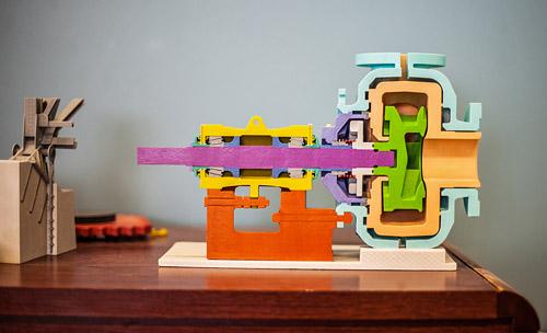 Equipment Model Photo credit: Oregon Business Magazine