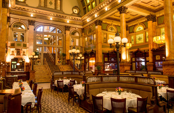Grand Concourse Restaurant:  Photo Credit:  Muer.com