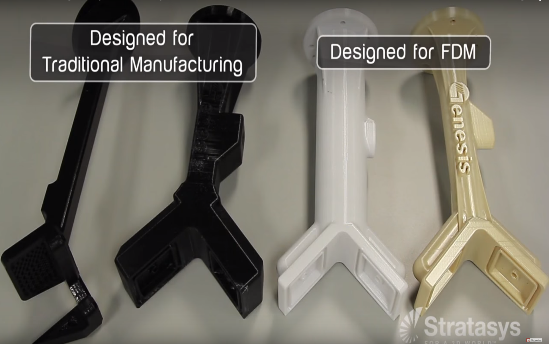 robotic arm effectors 3d printing comparison