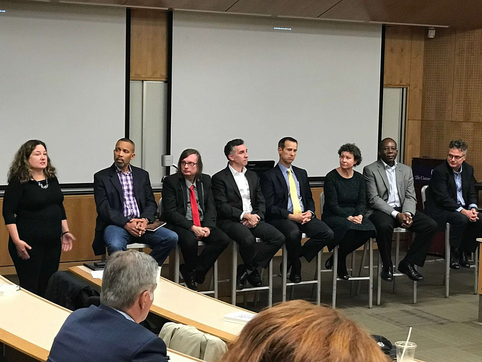 Operations and IT Executives share expertise and experiences at UP Symposium