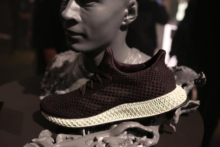 Adidas' Futurecraft 4D (Reuters/Joe Penney)
