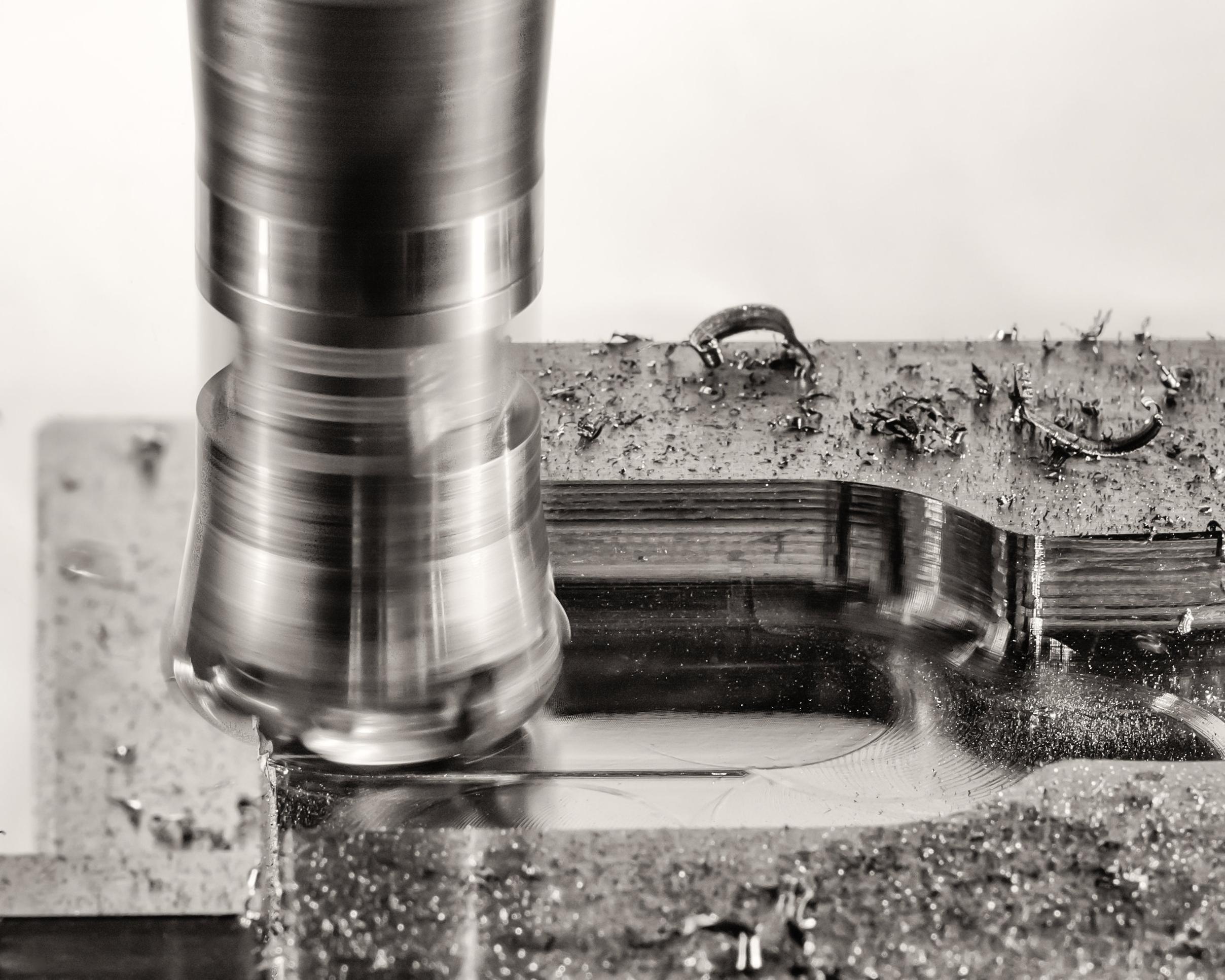 milling cnc aluminum steel