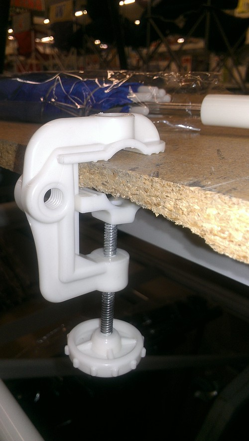 3D printed fdm vice clamp