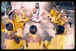 Brahmin Children Learn Vedas Through Oral Tradition (Courtesy: www.unesco.org)