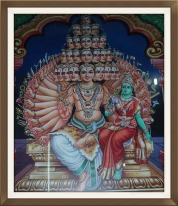 Maha Sadashiva Murthi