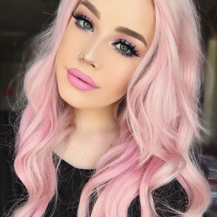 pinky blonde
