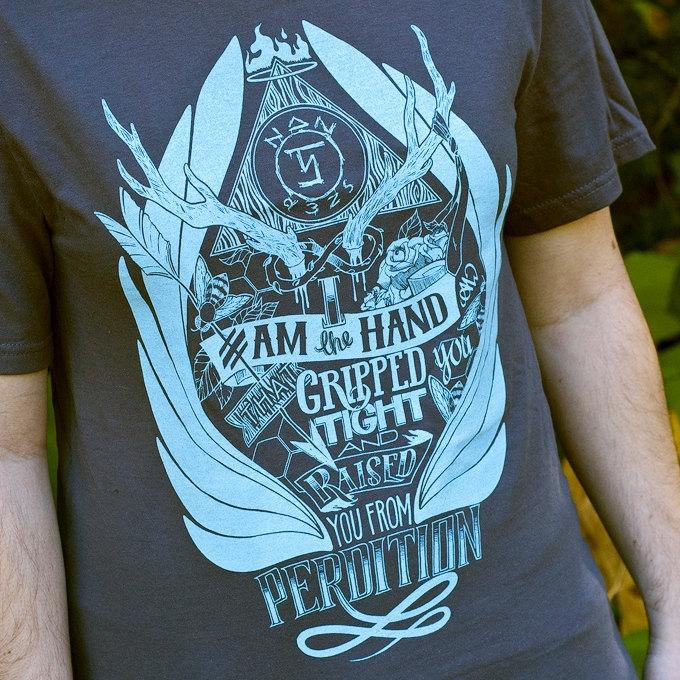 Castiel T-shirts