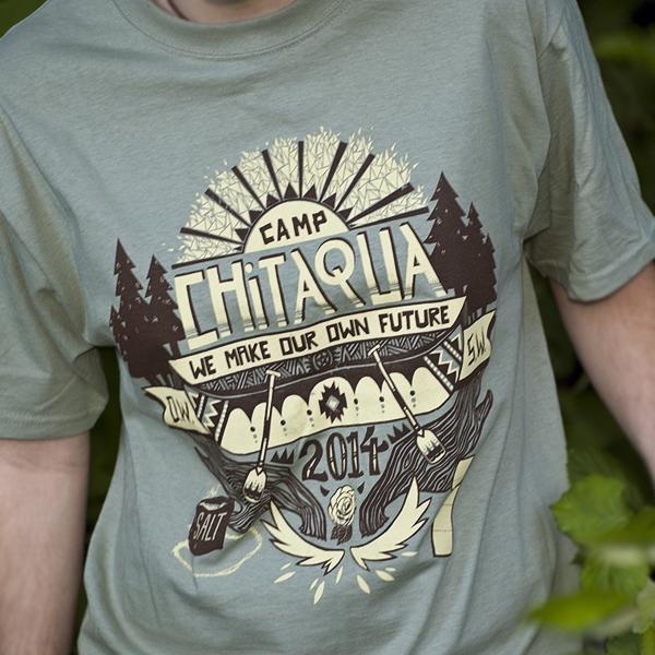 Camp Chitaqua T-shirts