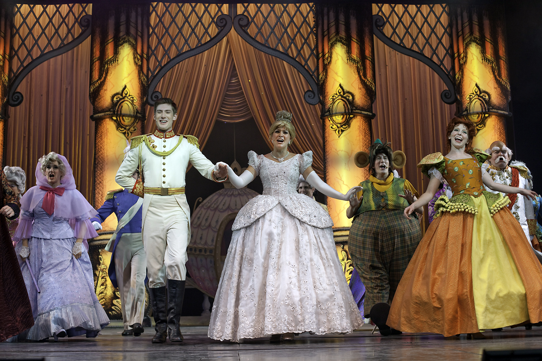 Twice Charmed - An Original Twist on The Cinderella Story